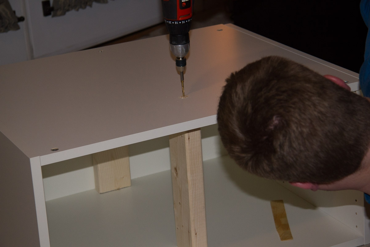 DIY Ikea Banquette Seating - Extra Support for Sitting-2