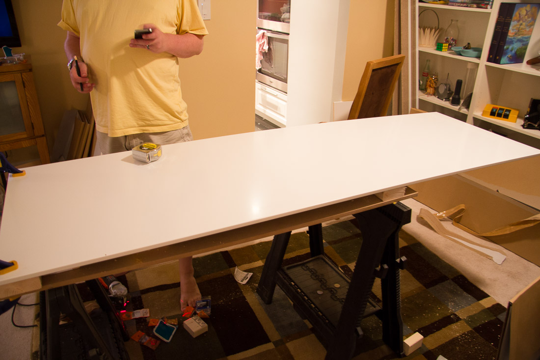 Diy banquette kitchen bench finishing touches super nova wife - Banquette 2 places ikea ...