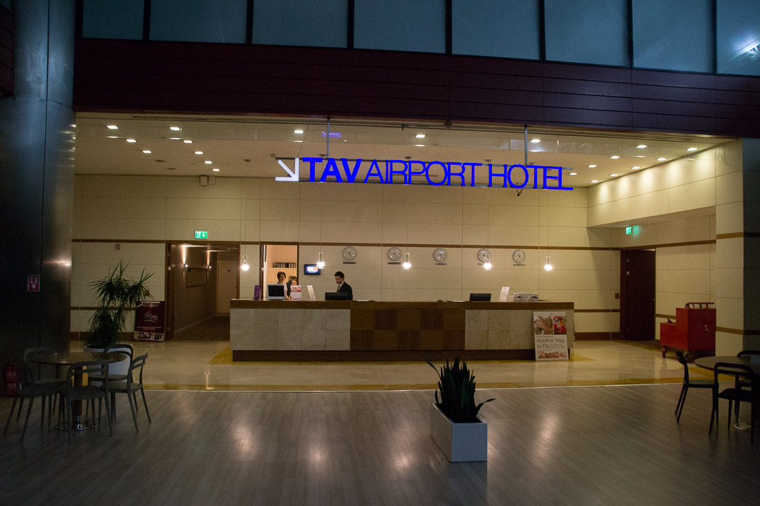 Tav Airport Hotel Istanbul Review