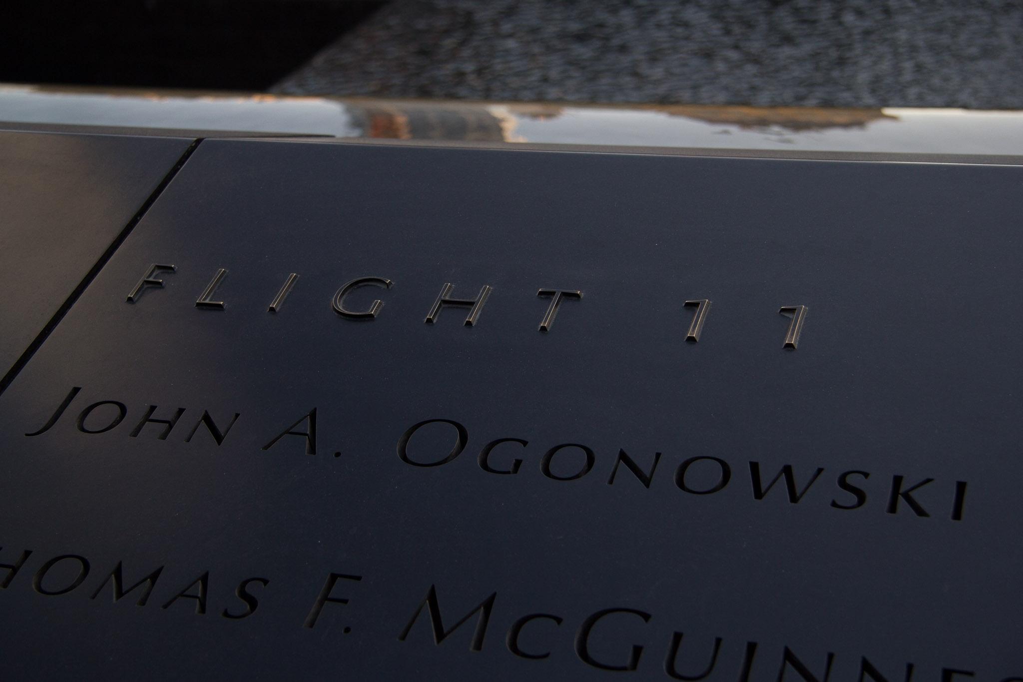 names-on-memorial-at-9/11-world-trade-center-memorial