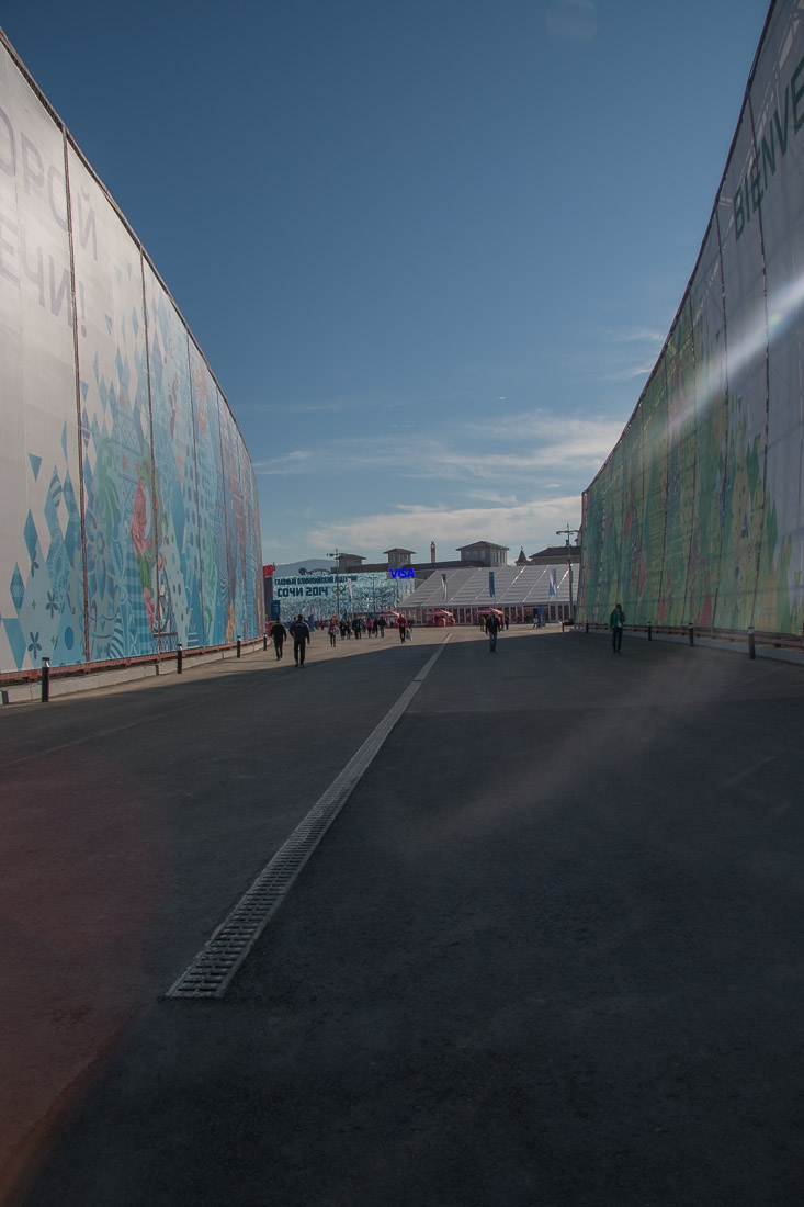 Sochi Olympic Park - Winter Olympics 2014-12