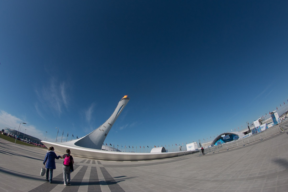 Sochi Olympic Park - Winter Olympics 2014-15