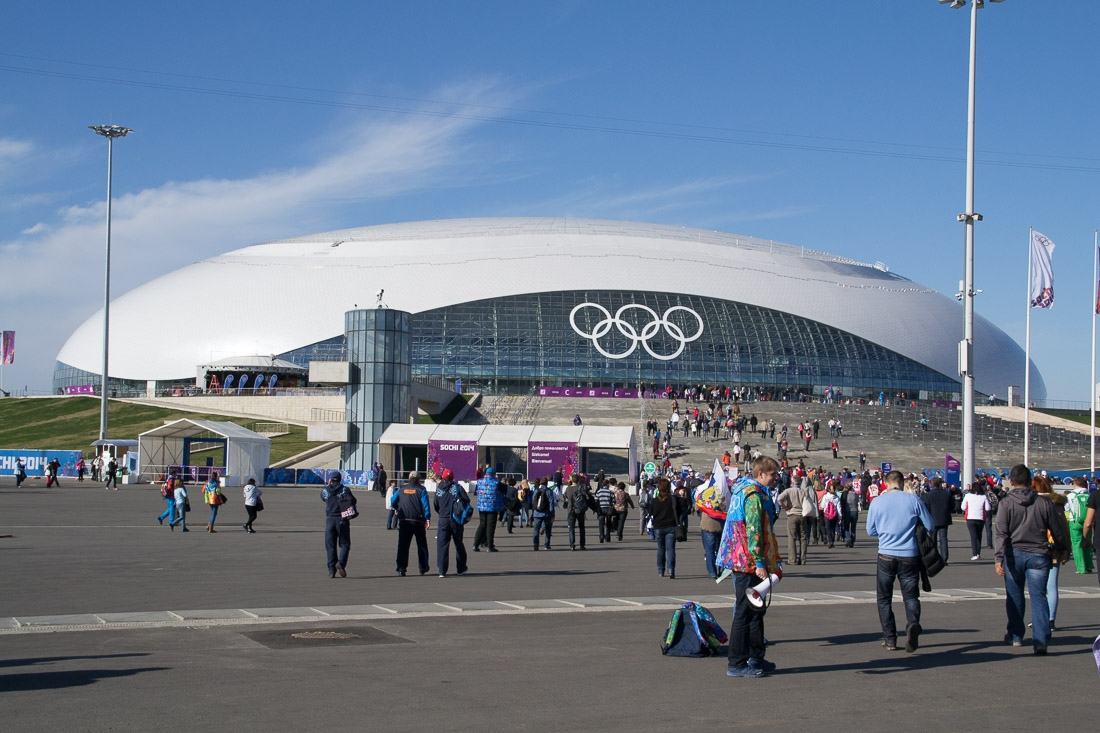 Sochi Olympic Park - Winter Olympics 2014-17