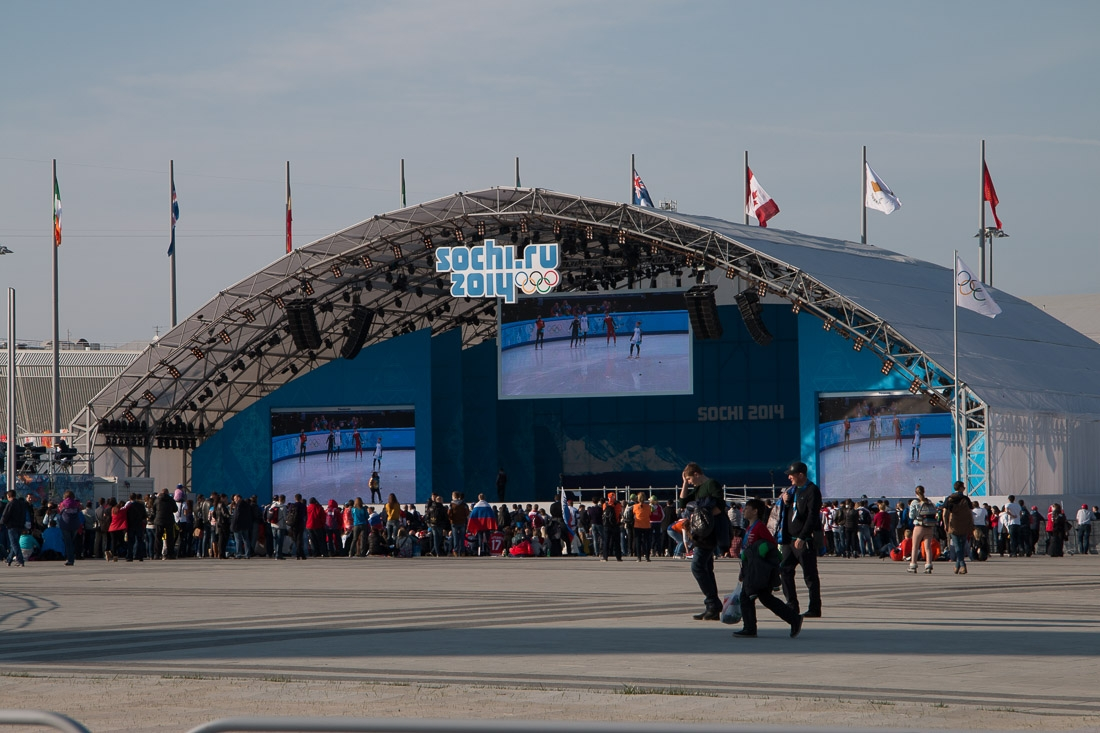 Sochi Olympic Park - Winter Olympics 2014-31