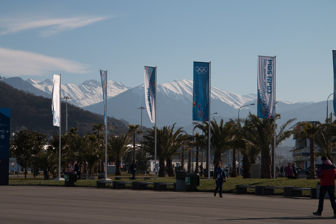 Sochi Olympic Park - Winter Olympics 2014-5
