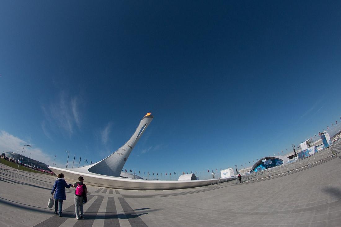 Sochi Olympic Park - Winter Olympics 2014-15
