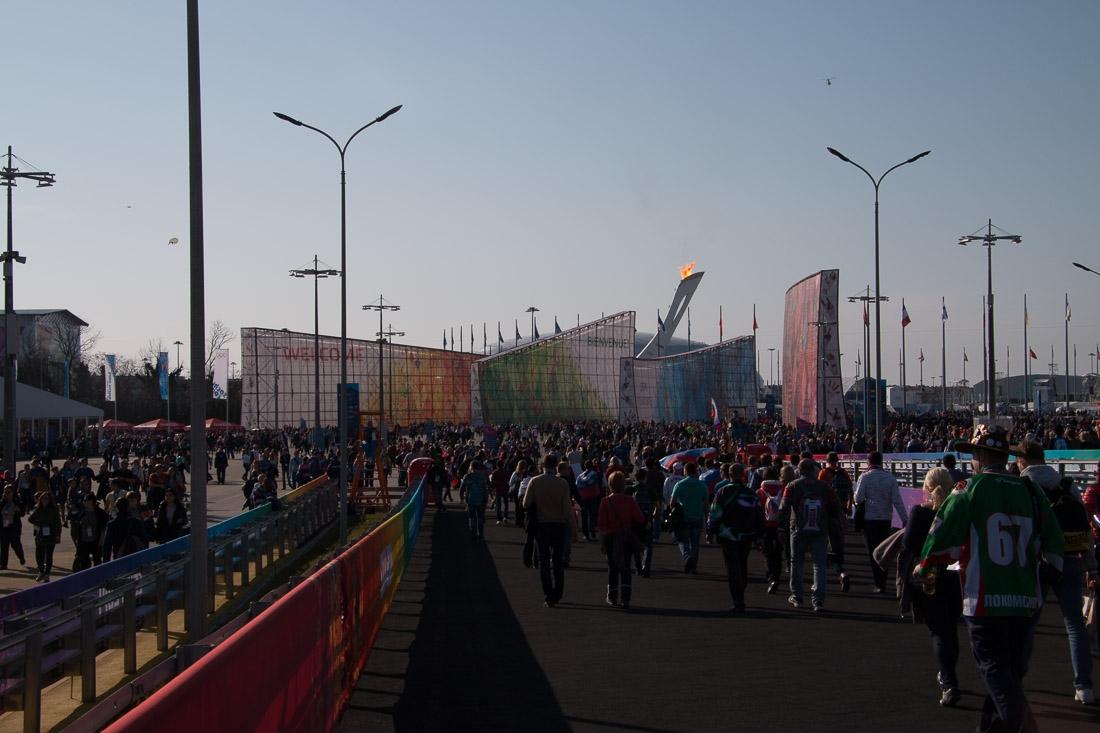 Sochi Olympic Park - Winter Olympics 2014-25