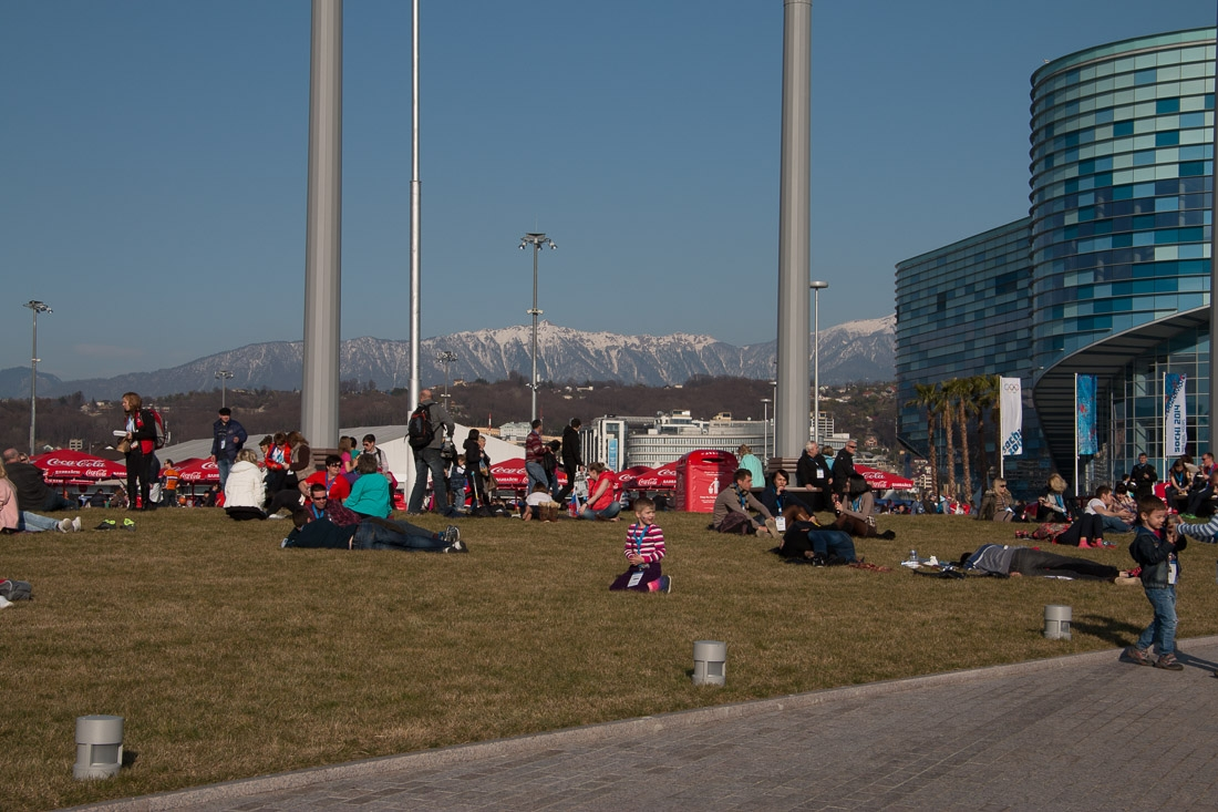 Sochi Olympic Park - Winter Olympics 2014-33