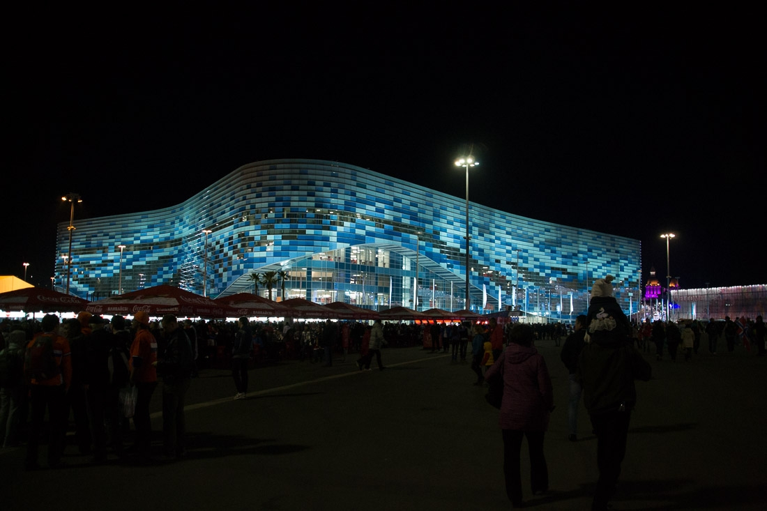 Sochi Olympic Park - Winter Olympics 2014-34