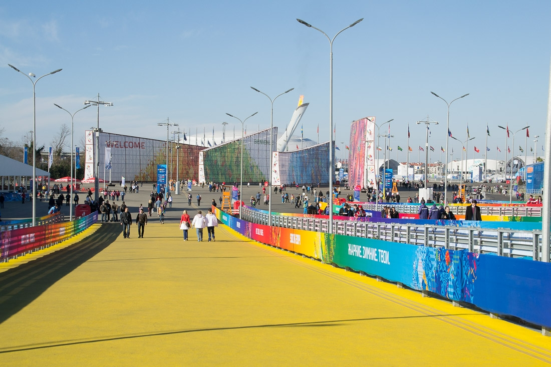 Sochi Olympic Park - Winter Olympics 2014-9