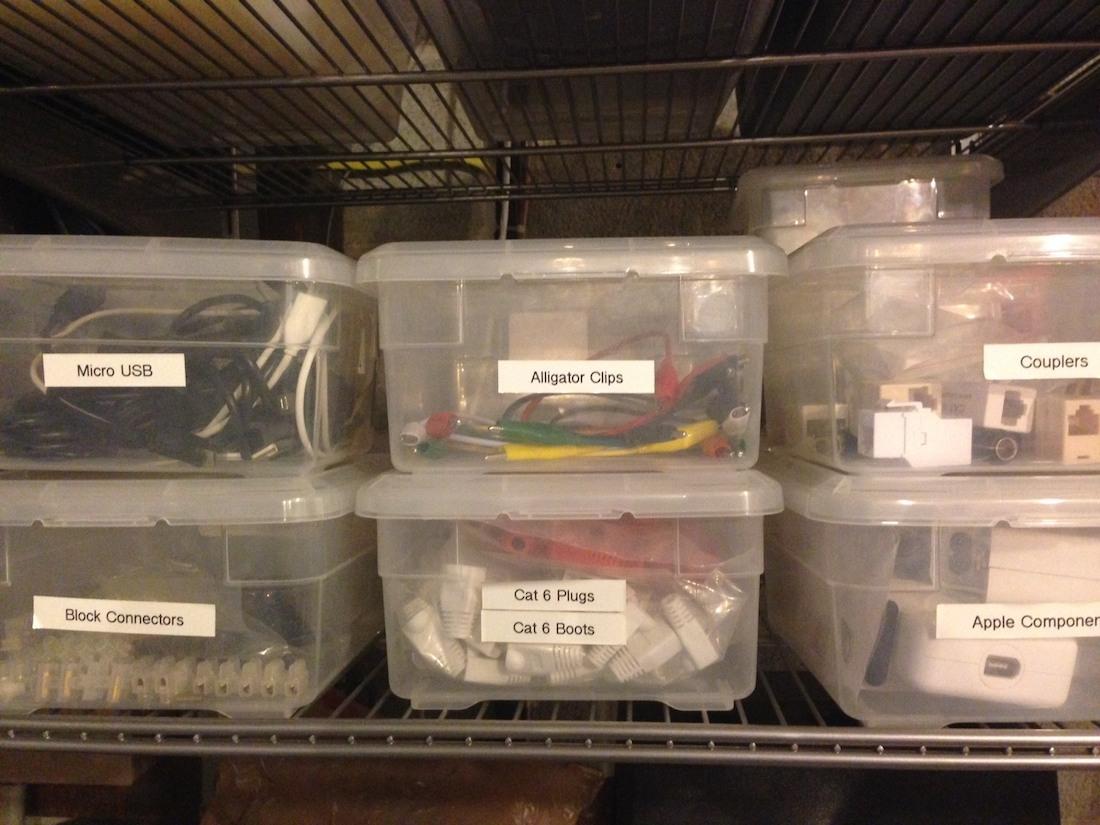 Parts Storage   SuperNoVAWife