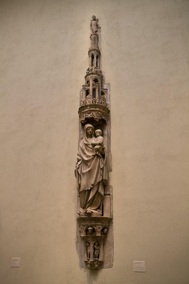Philadelphia Museum of Art Sculptures