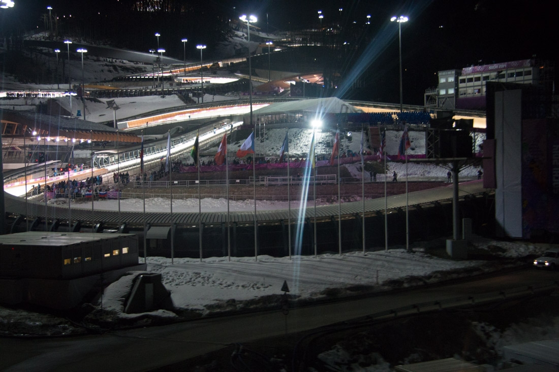 Sochi 2014 Olympics - Luge Day-15