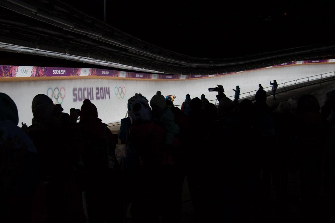 Sochi 2014 Olympics - Luge Day-33