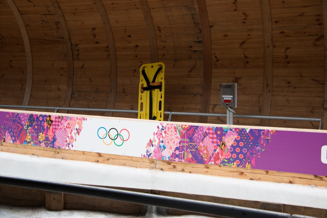 Sochi 2014 Olympics - Luge Day-41