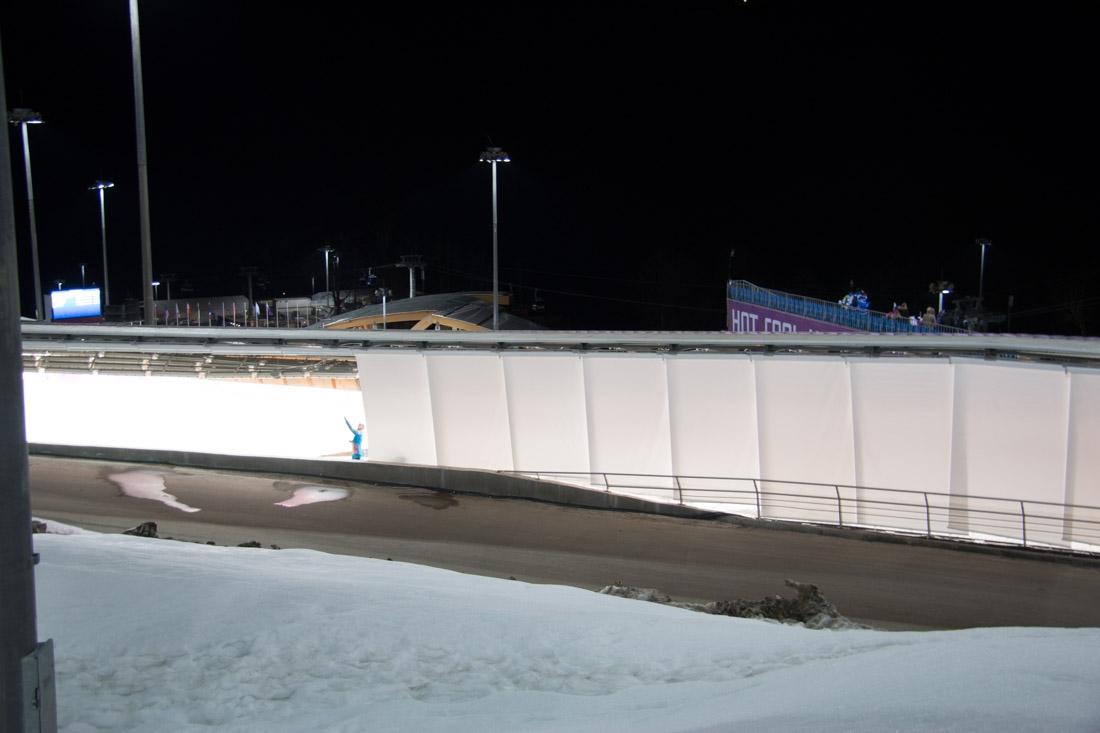 Sochi 2014 Olympics - Luge Day-43