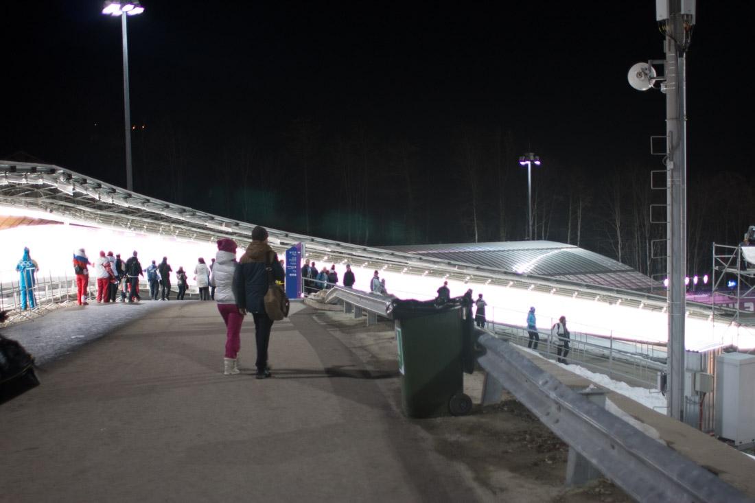 Sochi 2014 Olympics - Luge Day-19