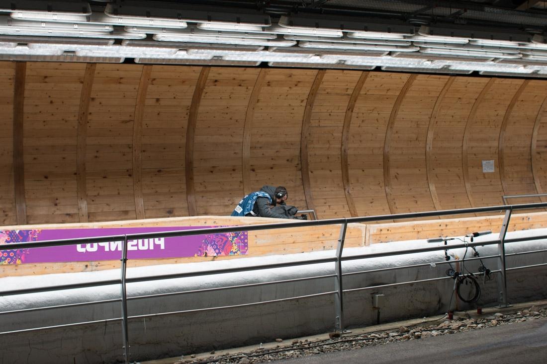 Sochi 2014 Olympics - Luge Day-25
