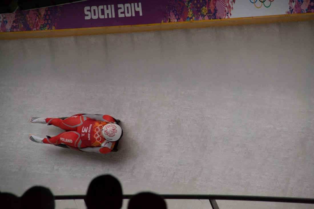 Sochi 2014 Olympics - Luge Day-27