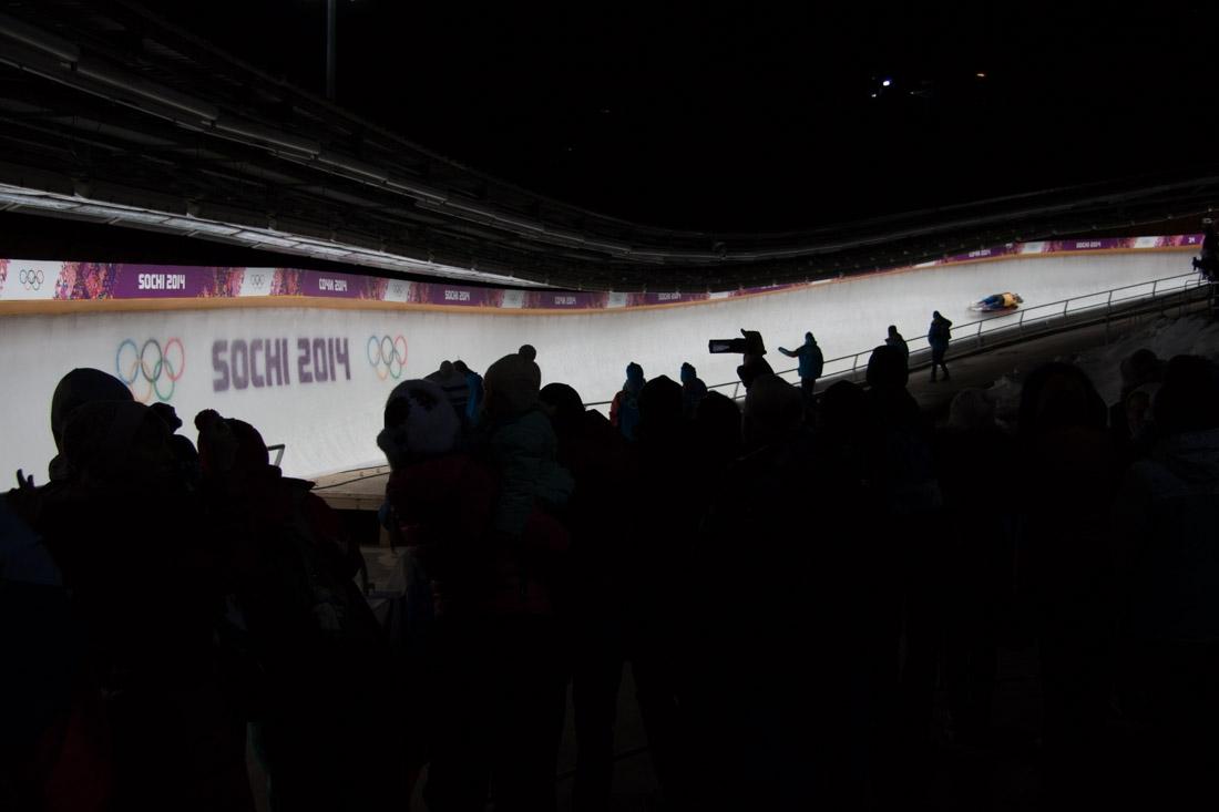 Sochi 2014 Olympics - Luge Day-29