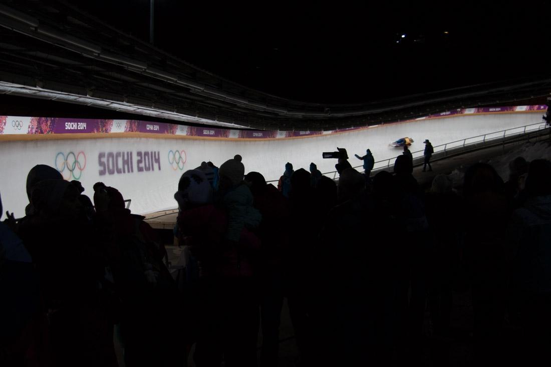 Sochi 2014 Olympics - Luge Day-30