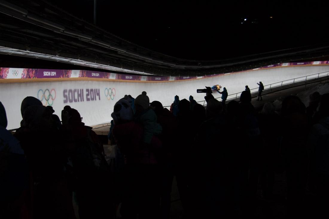 Sochi 2014 Olympics - Luge Day-31