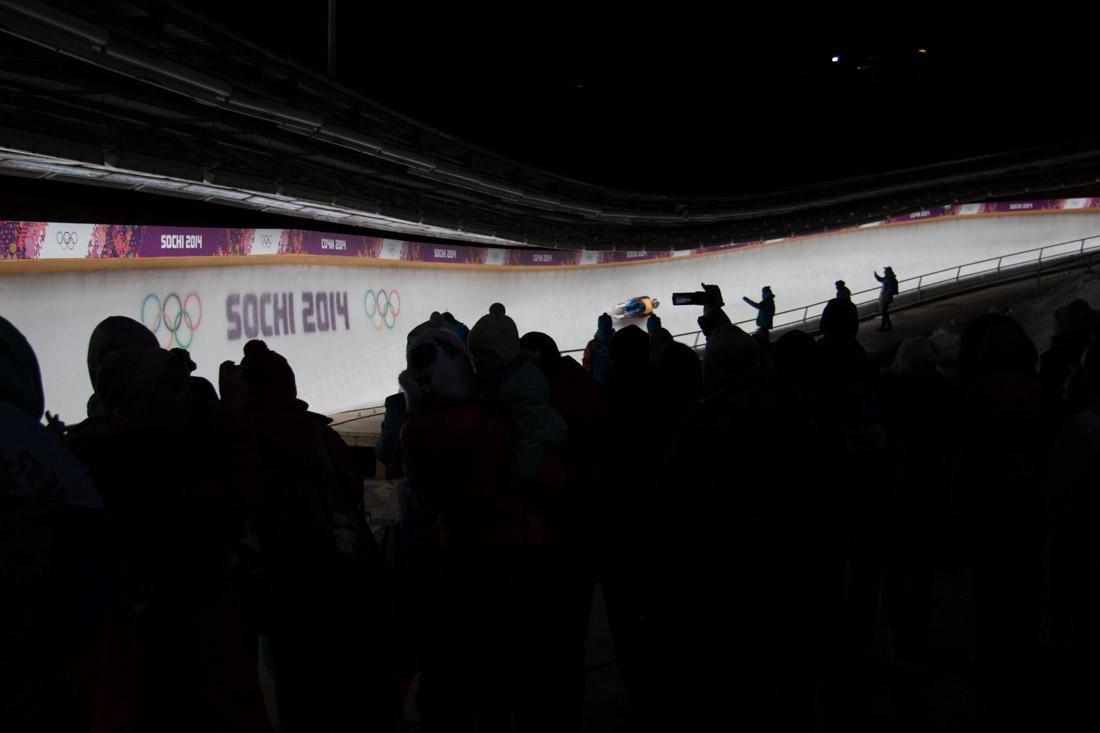 Sochi 2014 Olympics - Luge Day-32