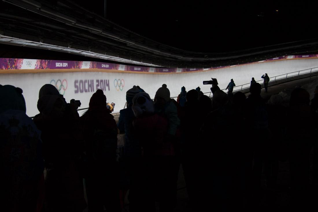 Sochi 2014 Olympics - Luge Day-35