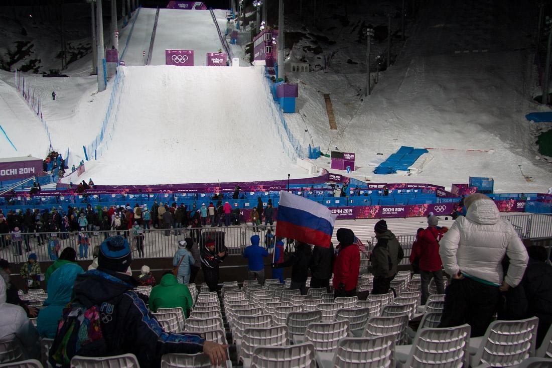 Sochi Day 1