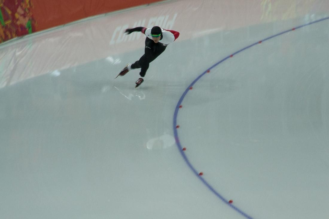 Sochi Olympics - Ski Jumping and Speed Skating-2