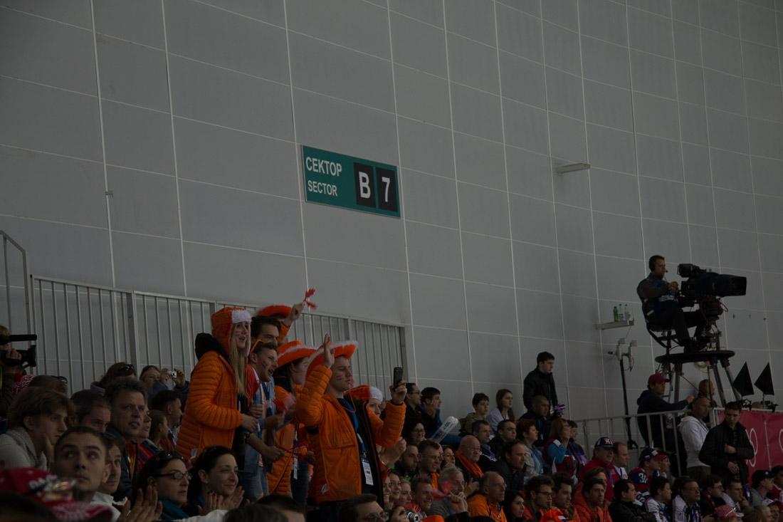 Sochi Olympics - Ski Jumping and Speed Skating-6