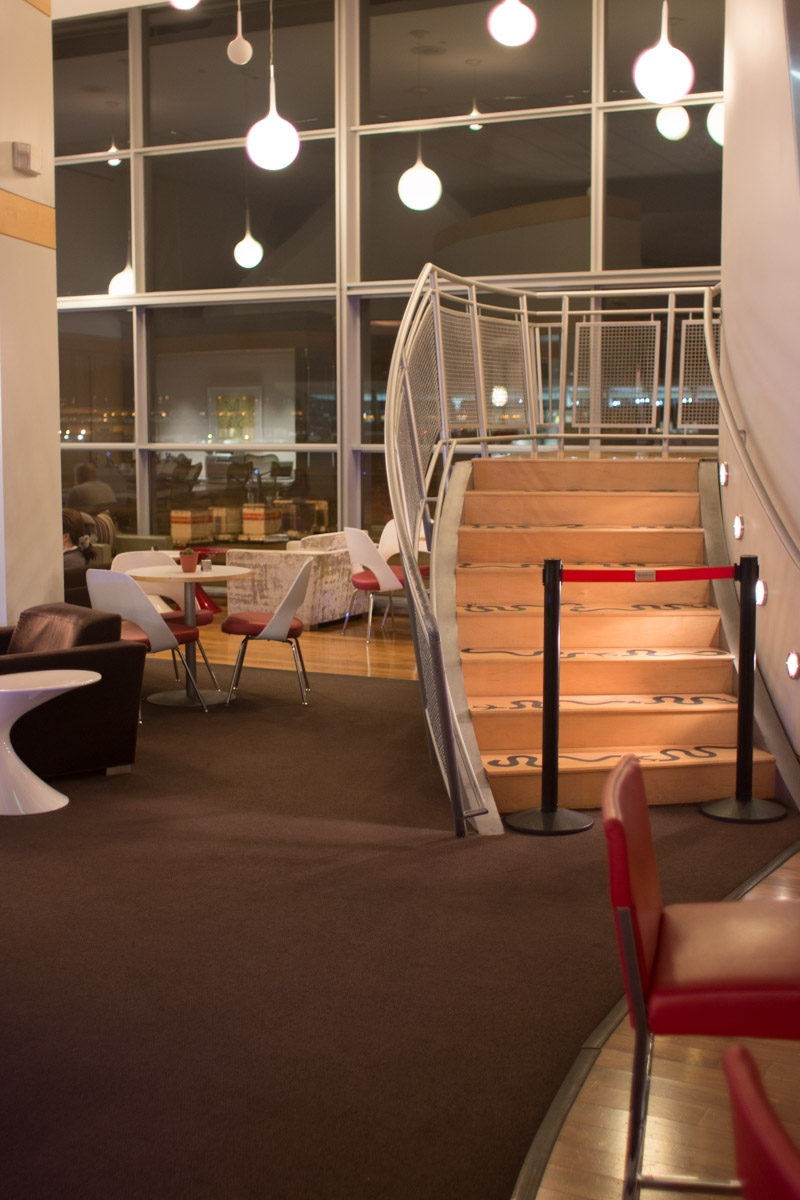 Virgin Atlantic Upper Class Club House - Washington Dulles Airport-3