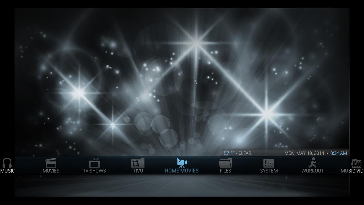 XBMC Media Center Overview | SuperNoVAWifeb