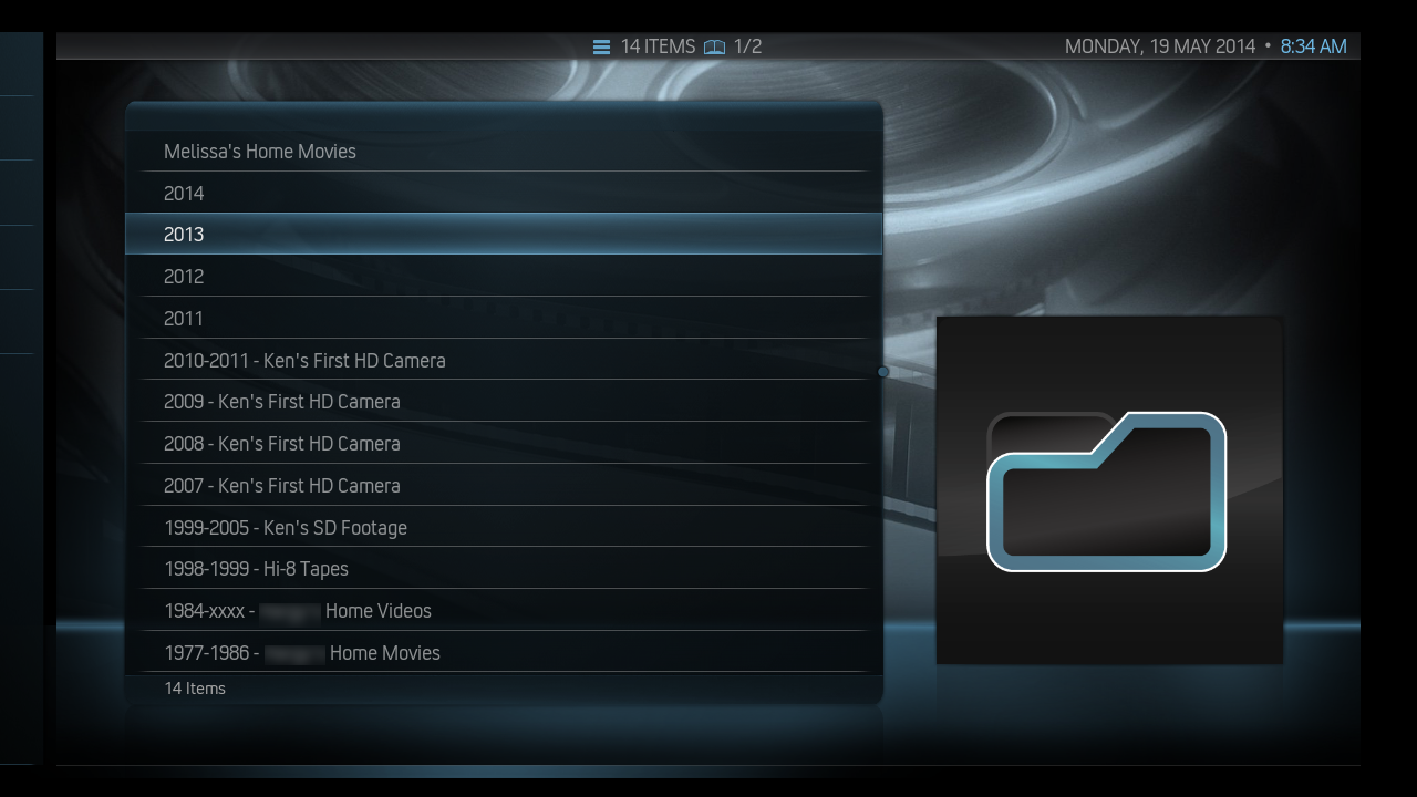 XBMC Media Center Overview | SuperNoVAWifec