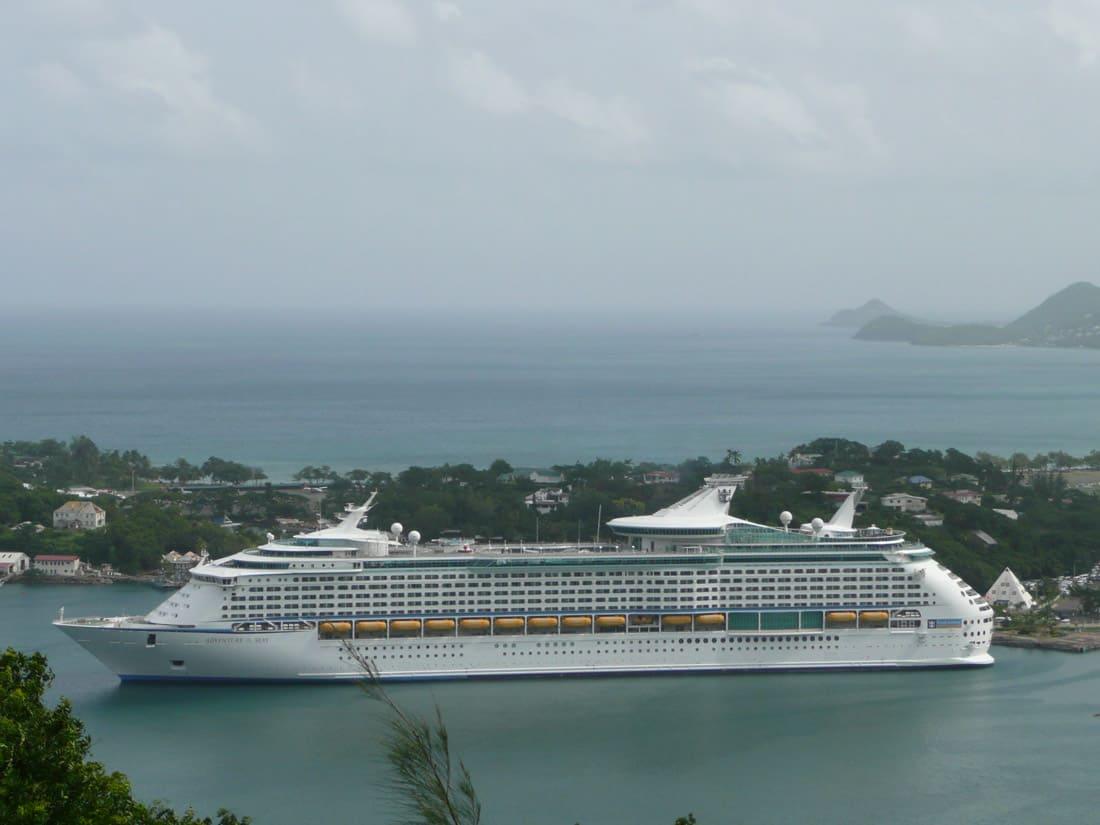 Cruise Ship Review Royal Caribbean Adventure Of The Seas