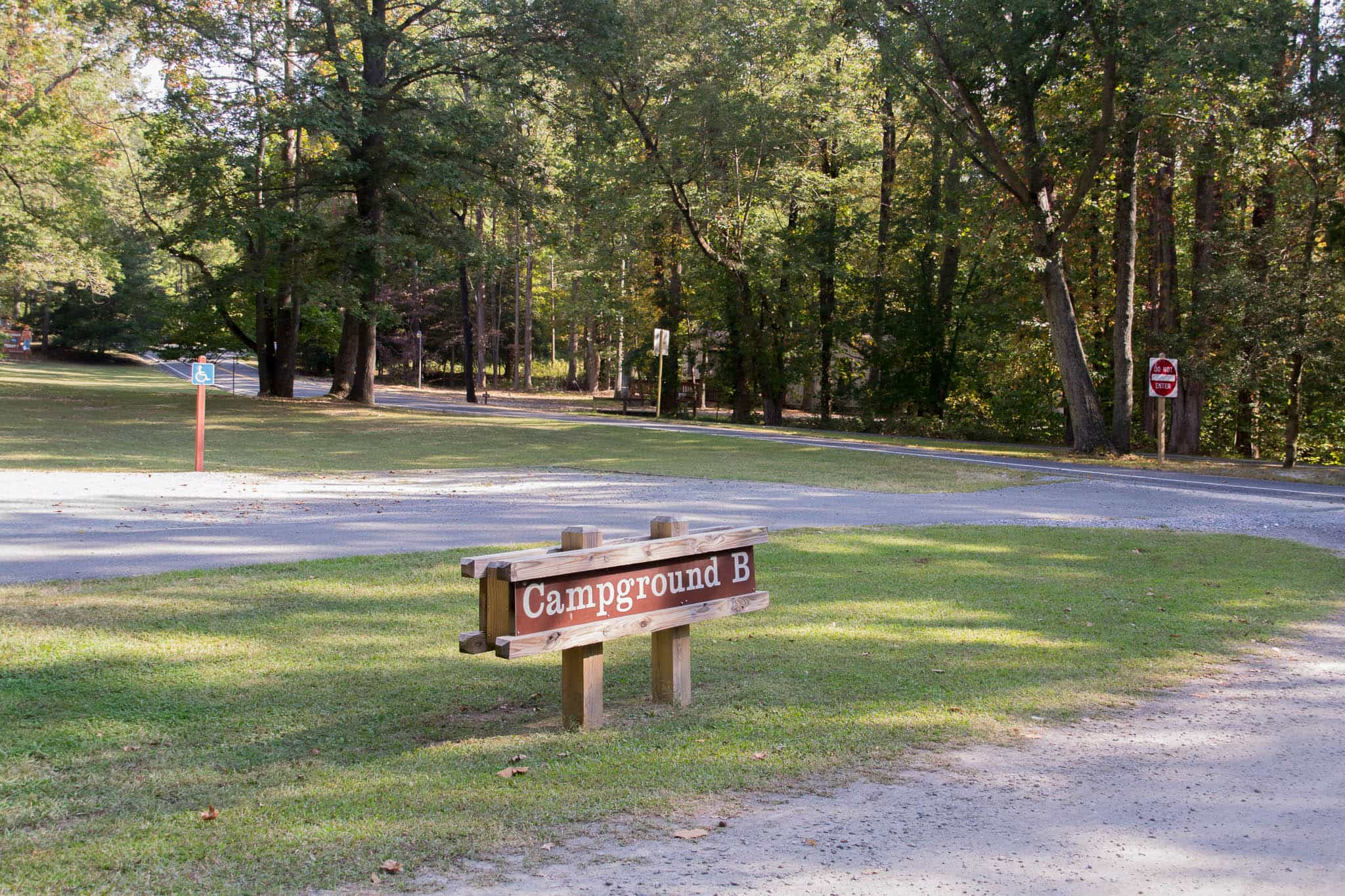 Westmoreland State Park Campground B
