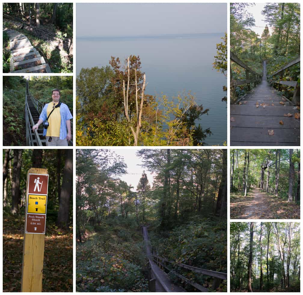 beach trail westmoreland state park virginia camping