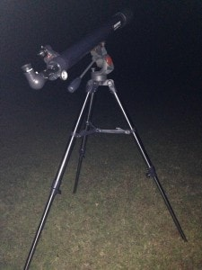 Telescope Photo (from iPhone)