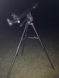 Telescope Photo (from iPhone)