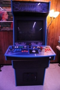 Our Arcade at Home