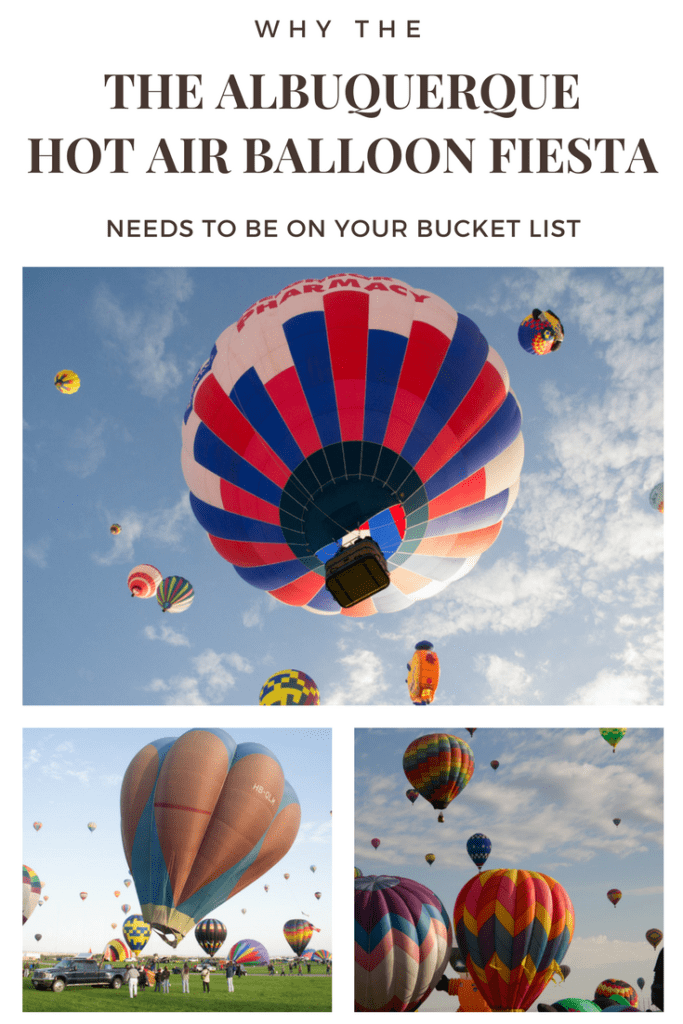Albuquerque Hot Air Balloon Fiesta Tips and Tricks | Bucket List