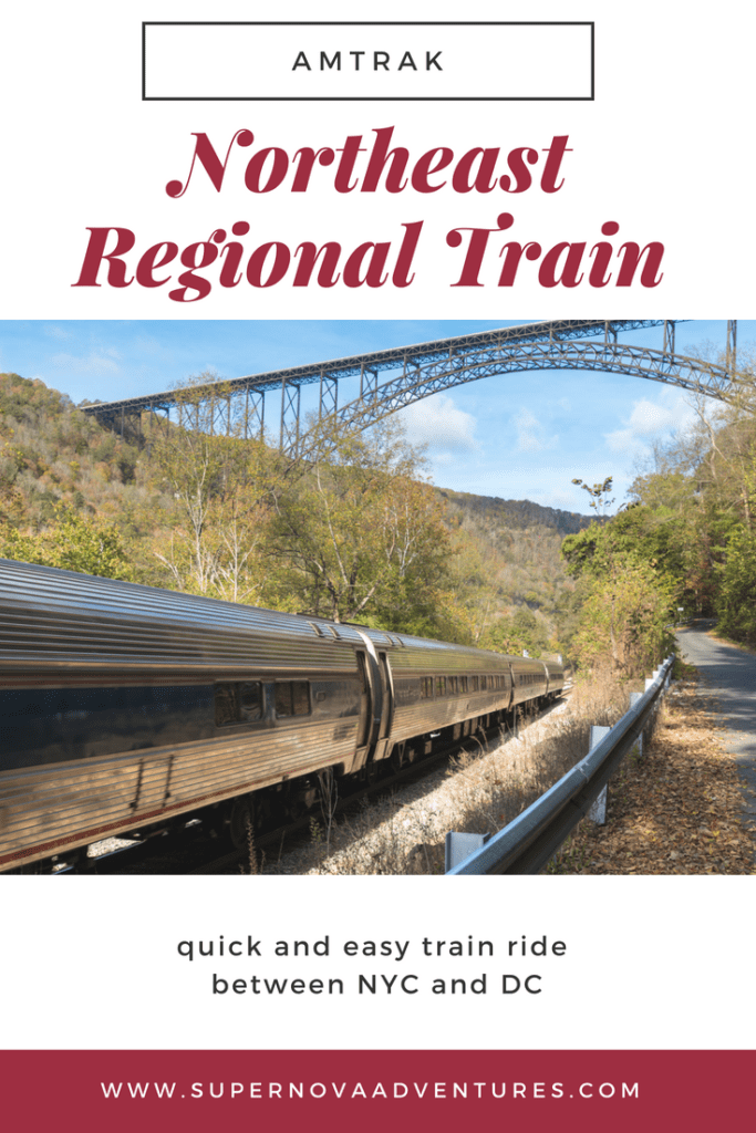 Amtrak Review   United States Train Travel   DC to NYC train ride