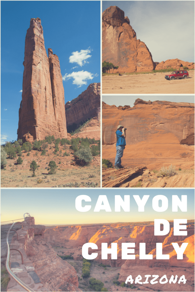 Canyon de Chelly Arizona | Southwest USA Road Trip