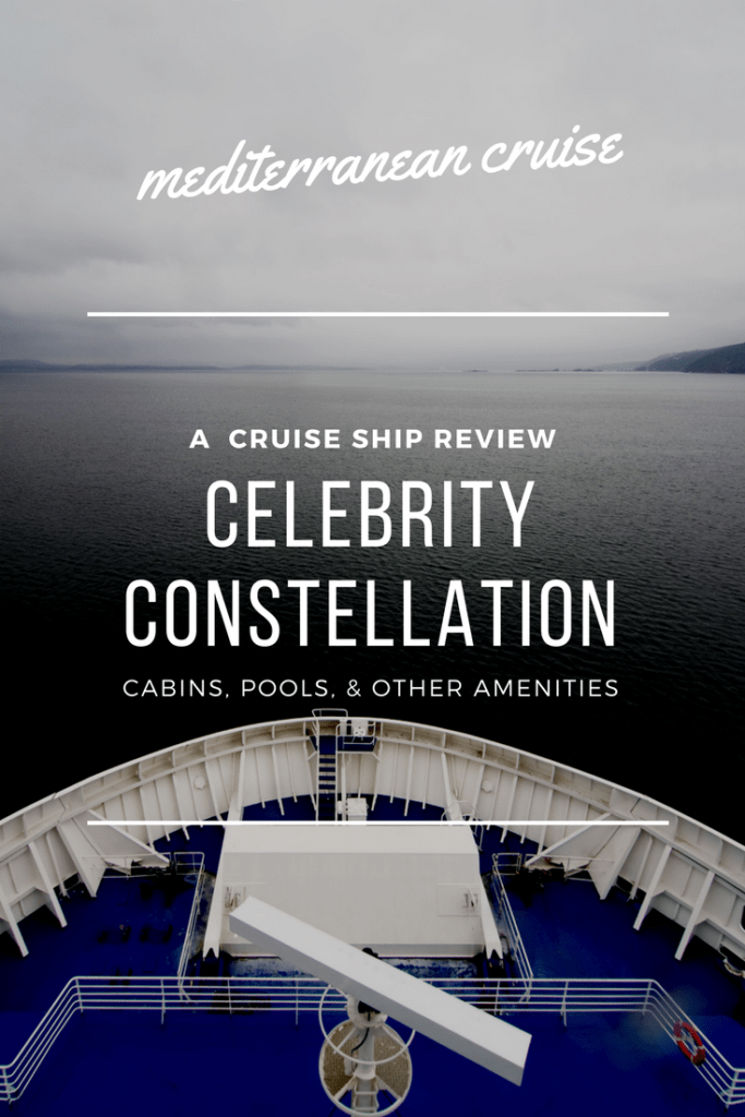 Celebrity Constellation Cruise Ship Review | Mediterranean Cruise