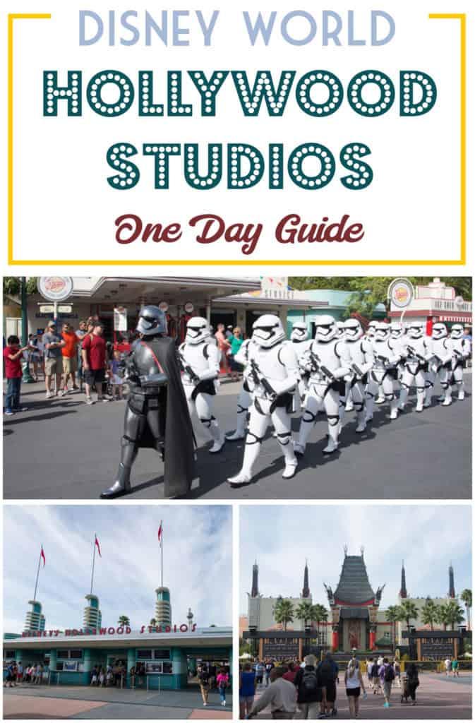 Hollywood Studios at Walt Disney World in Orlando Florida