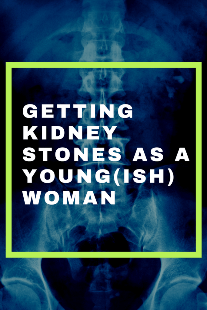Diagnosed with Kidney Stones that will pass on their own | Pain Management and How I dealt