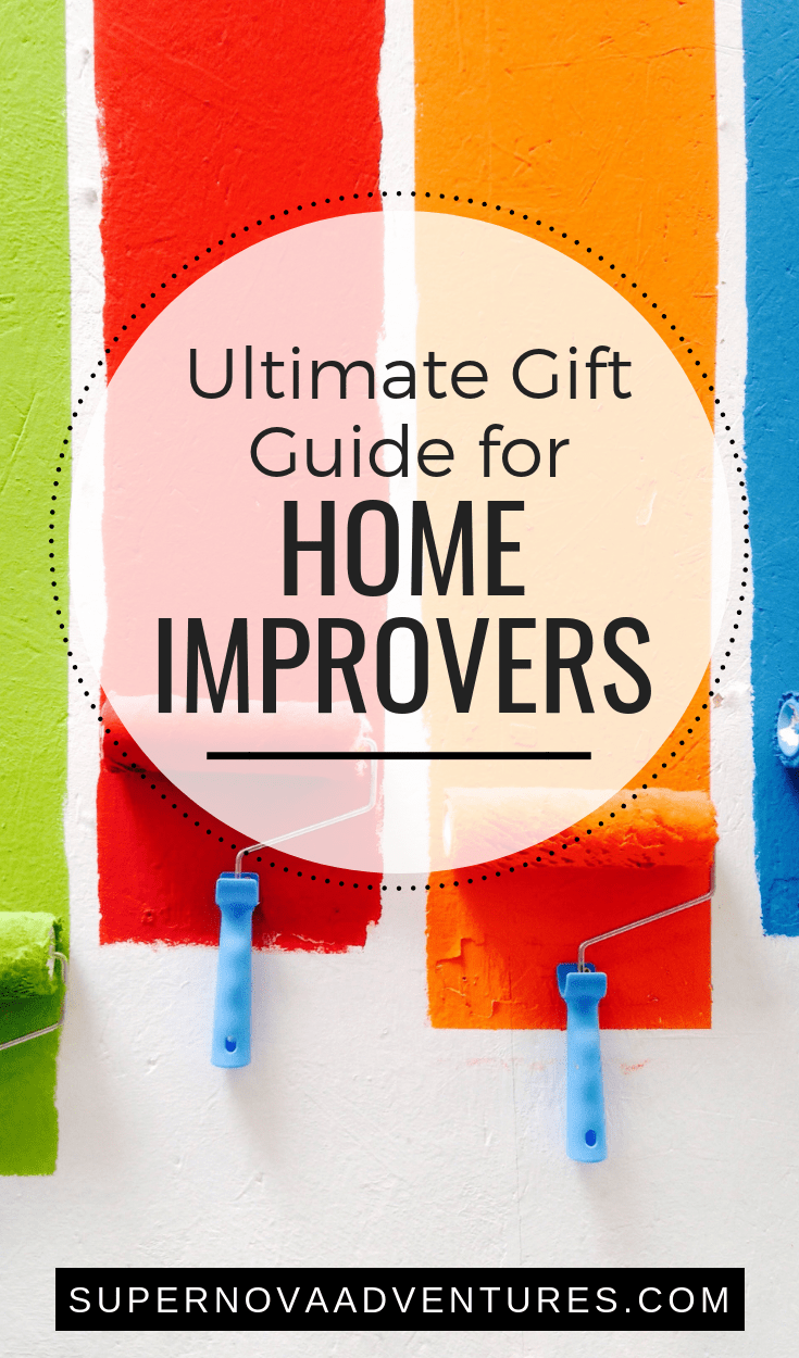 Home Improvement Gift Ideas | Gift Guide for DIY Enthusiast and New Homeowners