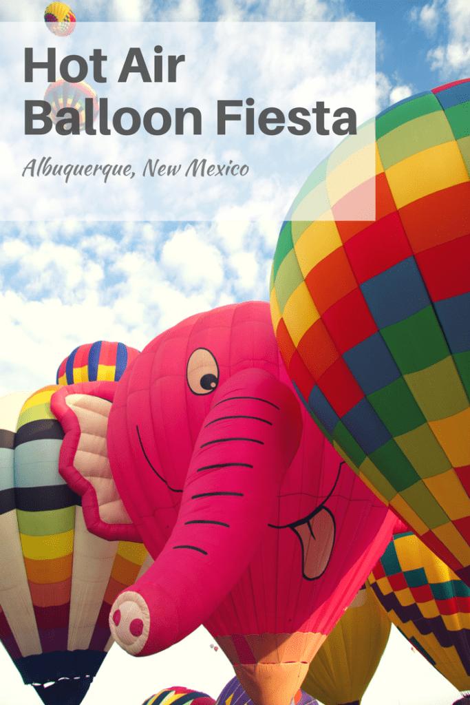 Hot Air Balloons   Hot Air Balloon Fiesta   Southwest USA Road Trip   Albuquerque Travel   New Mexico