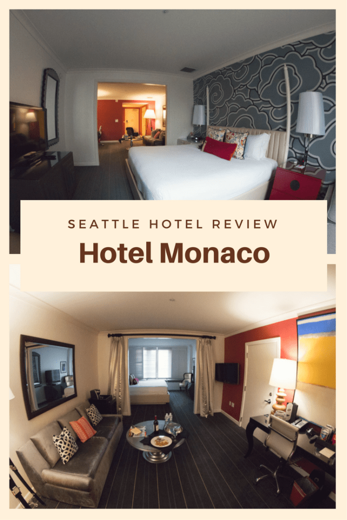Seattle Hotels and Travel | Hotel Monaco Seattle Review