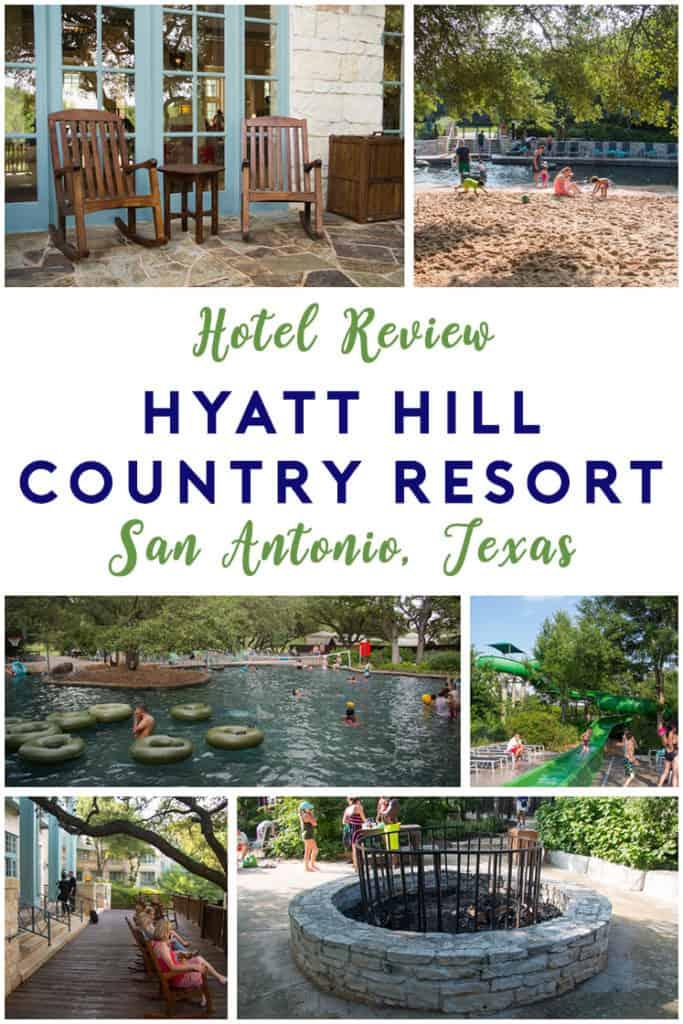 Hyatt Hill Country Resort and Spa Hotel Review   San Antonio Texas